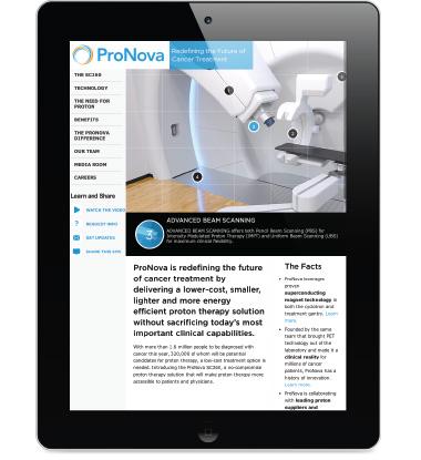 pronova solutions logo